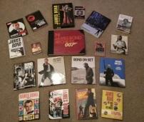 James Bond Books
