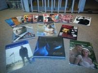 Assorted Books.Magazines