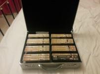 Attache Case DVD collection